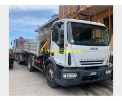 Km185000  Camion ribaltabile Iveco